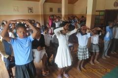 Canti durante la Messa di domenica 29 ottobre